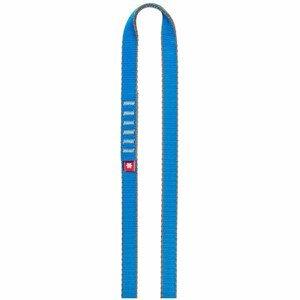 Smyčka Ocún O-sling PAD 16 mm 120 cm Barva: modrá