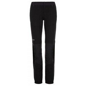 Dámské kalhoty Kilpi Hosio-W Velikost: S / Barva: černá