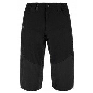 Pánské 3/4 kalhoty Kilpi Otara M Velikost: XL / Barva: černá