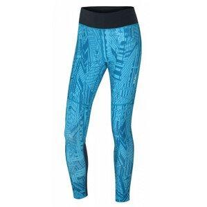 Dámské legíny Husky Darby Long L Velikost: M / Barva: modrá
