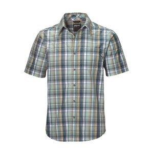 Pánská košile Marmot Lykken SS Velikost: XL / Barva: světle modrá