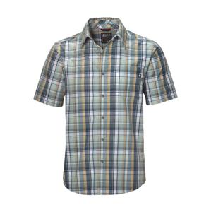 Pánská košile Marmot Lykken SS Velikost: XXL / Barva: světle modrá