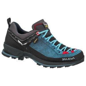 Dámské boty Salewa Ws Mtn Trainer 2 Gtx Velikost bot (EU): 41 / Barva: černá/modrá