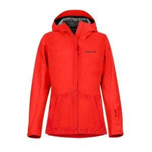 Dámská bunda Marmot Wm's Minimalist Jacket Velikost: S / Barva: červená