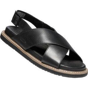 Dámské sandály Keen Lana Cross Strap Velikost bot (EU): 41 / Barva: černá