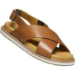 Dámské sandály Keen Lana Cross Strap Velikost bot (EU): 37 / Barva: hnědá