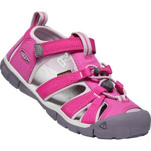 Dětské sandály Keen Seacamp II CNX JR Dětské velikosti bot: 35 / Barva: růžová