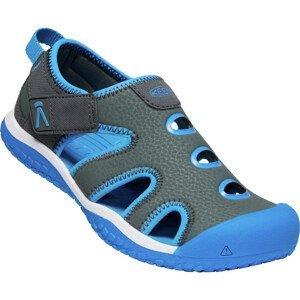 Dětské sandály Keen Stingray C Dětské velikosti bot: 24 / Barva: šedá