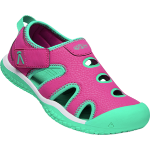 Dětské sandály Keen Stingray C Dětské velikosti bot: 25/26 / Barva: růžová