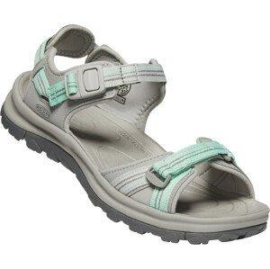 Dámské sandály Keen Terradora II Open Toe Velikost bot (EU): 38 / Barva: světle šedá
