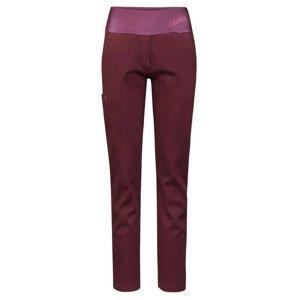 Dámské kalhoty Chillaz Helge Velikost: M / Barva: červená