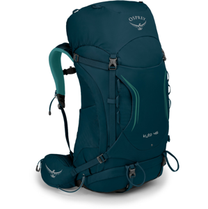 Dámský batoh Osprey Kyte 56 II Velikost zad batohu: S/M / Barva: zelená
