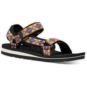 Dámské sandály Teva Universal Trail Velikost bot (EU): 37 / Barva: modrá/oranžová
