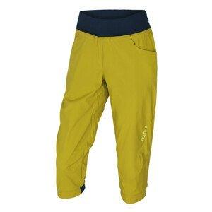 Dámské 3/4 kalhoty Rafiki Tarragona Velikost: M / Barva: zelená