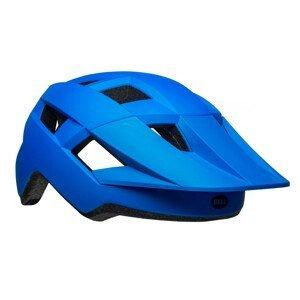 Cyklistická helma Bell Spark Mat Velikost: 54-64 / Barva: modrá