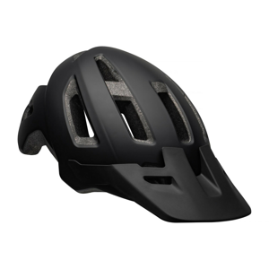 Cyklistická helma Bell Nomad Mat Velikost helmy: 54-62 cm / Barva: černá