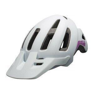 Cyklistická helma Bell Nomad W Mat Velikost helmy: 50–57 cm / Barva: bílá