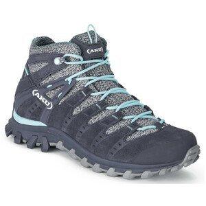 Dámské boty Aku Alterra Lite Mid Ws GTX Velikost bot (EU): 38 / Barva: šedá/modrá