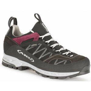 Dámské turistické boty Aku Tengu Low GTX Ws Velikost bot (EU): 41,5 / Barva: černá/fialová