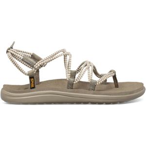 Dámské sandály Teva Voya Infinity Stripe Velikost bot (EU): 41 / Barva: béžová