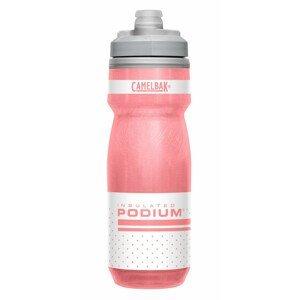 Cyklistická láhev Camelbak Podium Chill 0,62l Barva: růžová