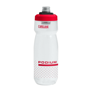 Cyklistická láhev Camelbak Podium 0,71l Barva: bílá/červená