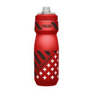 Cyklistická láhev Camelbak Podium 0,71l Barva: červená/bílá