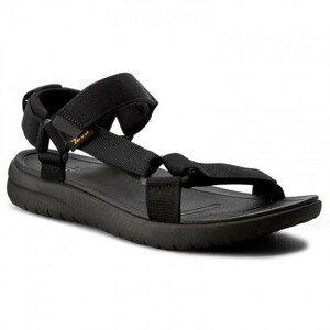 Pánské sandály Teva Sanborn Universal Velikost bot (EU): 48,5 / Barva: černá