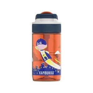 Lahev pro děti Kambukka Lagoon 400 ml Barva: oranžová
