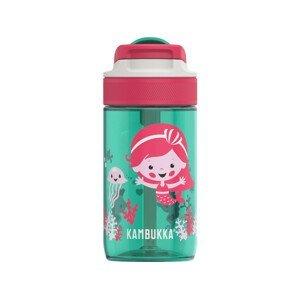 Lahev pro děti Kambukka Lagoon 400 ml Barva: zelená