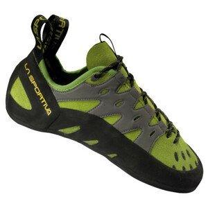 Lezečky La Sportiva Tarantulace Velikost bot (EU): 47,5 / Barva: zelená/šedá