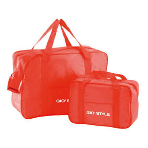 Gio'Style Chladící tašky Gio Style Fiesta (2 ks) Barva: červená