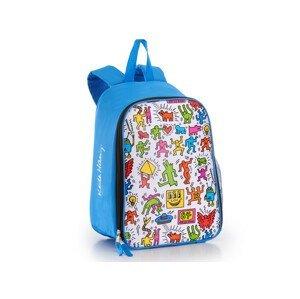 Chladící batoh Gio'Style Keith Haring 14l Barva: modrá