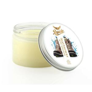 Včelí vosk Rapide Leatherwax 150 ml Barva: Transparent