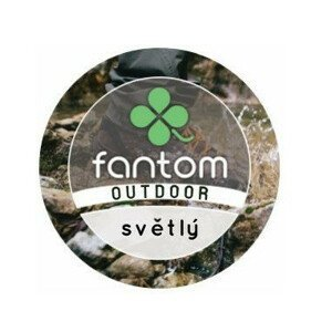 Impregnace Fantom Outdoor Světlý 100ml Barva: Transparent