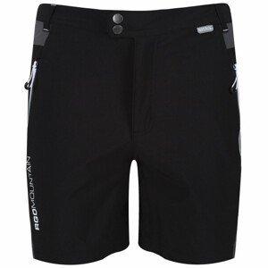 Pánské kraťasy Regatta Mountain Shorts Velikost: M-L / Barva: černá