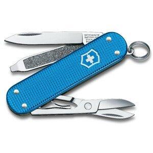 Kapesní nůž Victorinox Classic Alox LE 2020 Barva: modrá