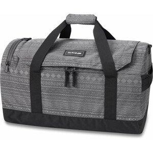 Cestovní taška Dakine Eq Duffle 35L Barva: šedá/bílá