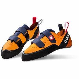 Lezečky Ocún Crest QC Velikost bot (EU): 47 / Barva: oranžová