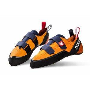 Lezečky Ocún Crest QC Velikost bot (EU): 46,5 / Barva: oranžová