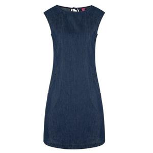 Šaty Loap Nency Velikost: S / Barva: modrá