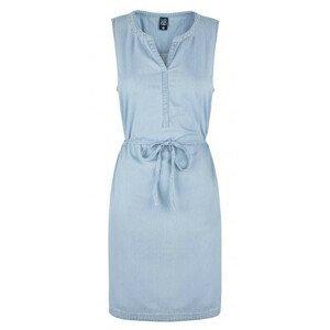 Šaty Loap Nermin Velikost: XL / Barva: světle modrá