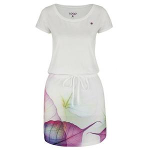 Šaty Loap Alysa Velikost: M / Barva: bílá