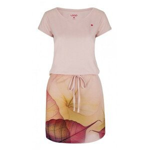 Šaty Loap Alysa Velikost: XS / Barva: růžová