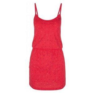 Šaty Loap Barila Velikost: XS / Barva: růžová