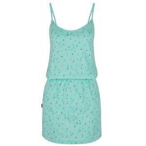 Šaty Loap Barila Velikost: XS / Barva: světle modrá