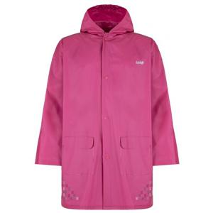 Dětská pláštěnka Loap Xapa Dětská velikost: 11-12 / Barva: růžová