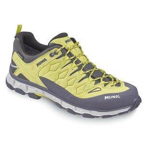 Pánské boty Meindl Lite Trail GTX Velikost bot (EU): 43 / Barva: žlutá