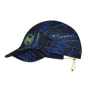 Kšiltovka Buff Pack Run Cap R-Sural Multi Barva: modrá
