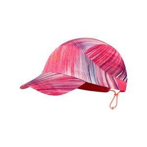 Kšiltovka Buff Pack Run Cap R-Sural Multi Barva: růžová